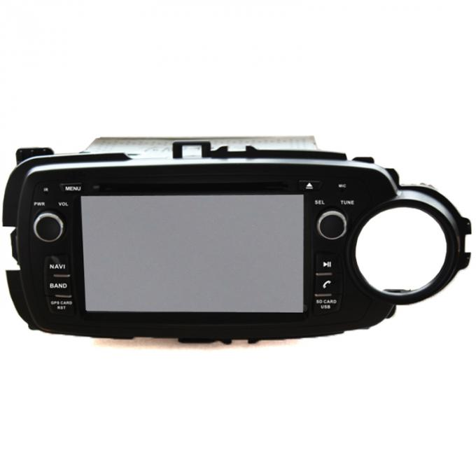 Audio video receiver toyota gps navigation with touch screen radio video yaris