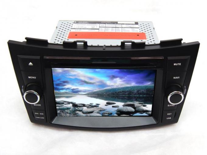 Car audio android 4.4 suzuki navigation system double din dvd gps sat nav swift ertiga