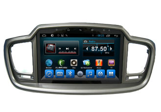 Cina In Dash Car Media System KIA Navigation System Sorento 2015 With RDS Radio pemasok