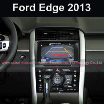 Cina Android  FORD DVD Navigation System , Ford Edge 2014 2013 Car In Dash Dvd Player pemasok