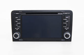 Cina 2 Din RDS Radio Audi Central Multimidia GPS Dvd Cd for Audi A3 S3 RS3 2002-2013 pemasok