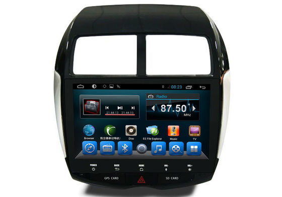 Car Stereo with Bluetooth Mitsubishi Navigator for ASX Android 6.0 System