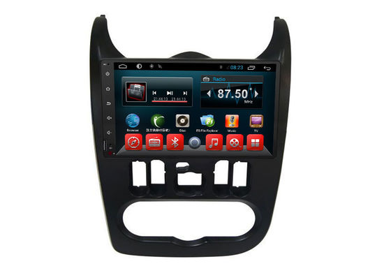 Double Din  Car DVD Gps Navigation System Duster Sandero Logan