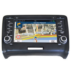 Cina Audi Car Dvd Player / Car Navigation Systems In Dash Receivers For TT 2006-2014 pemasok