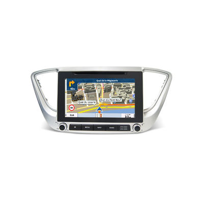 Cina Hyundai Verna 2017 Car Stereo Hyundai Dvd Player In Dash Entertainment System pemasok