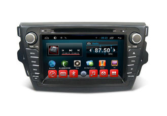 Cina 2 Din Car DVD Player Android Car GPS Navigation System Stereo Unit Great Wall C30 pemasok