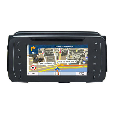 Nissan Kicks dvd player support gps navigation mirror link quad core 6.0/7.1 system