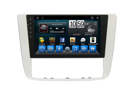 Cina Zotye Z300 In Dash GPS Navigation Device with Radio , Multimedia Car Navigation System pemasok