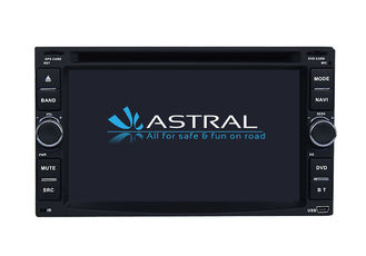 Universal 6.2 inci Double Din Car DVD Player
