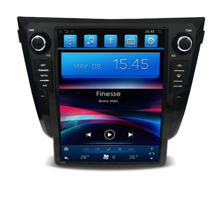 Nissan X Trail Qashqai Android Tesla Layar Central Multimidia GPS With 360 Camera
