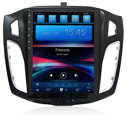 Radio Infotainment Multimedia Player Sistem Navigasi Gps Ford Focus 2012-2015 Android Tesla Car