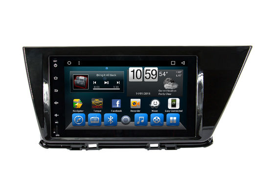 Navigasi Stereo Mobil Double Din Kia DVD GPS Player Niro 2016-2018 Radio Tuner Built In