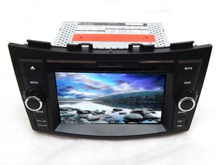 Cina Car audio android 4.4 suzuki navigation system double din dvd gps sat nav swift ertiga pemasok