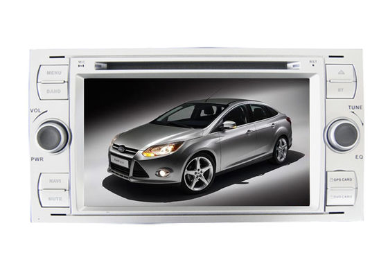 Cina Android 4.4 ford dvd navigation system car audio stereo for focus pemasok