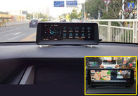 Cina On Dash Car DVR Car Reverse Parking System Buit In Gps Navigation with ADAS 8 Inch Screen perusahaan